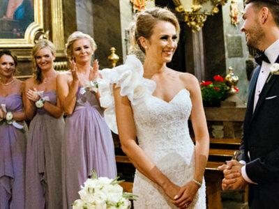 Jednokolorowe sukienki dla druhen - tak czy nie?