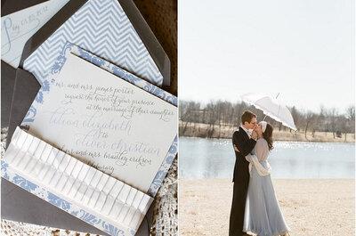 5 Save the Date originales para que los invitados se reserven el día de tu boda