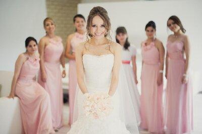 8 cosas que toda novia debe decirle a sus damas de honor antes de la boda