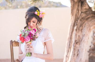 De Andalucía a Marruecos: déjate inspirar por una boda boho-chic