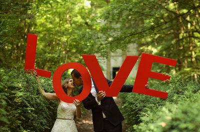 Tendencias e ideas para bodas ¡al aire libre!