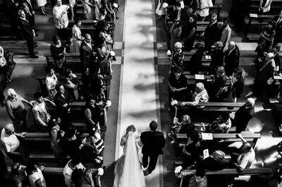 Come realizzare un ingresso magnifico e un'uscita trionfale dalla chiesa?