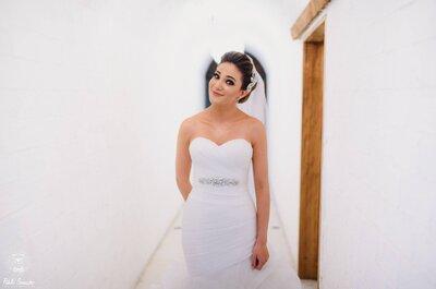 9 señales evidentes para saber que NO es tu vestido de novia ideal: ¡Toma nota!
