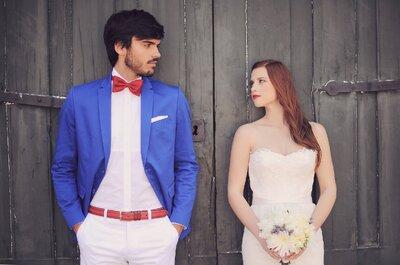 Escolher os acessórios para o noivo: 4 factores a ter em conta