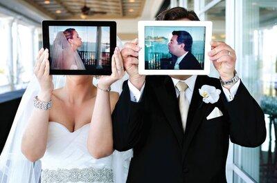7 consejos para usar las redes sociales el día de tu boda