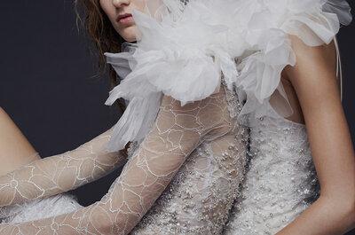 Vera Wang Herbst/Winter-Kollektion 2015: Romantische Brautkleider mit Stil