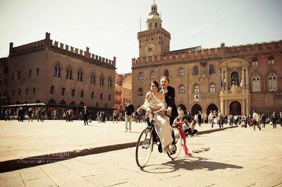 Le 10 migliori location per matrimoni a Bologna
