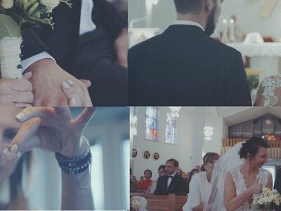 Radom, muzyka klubowa i ślub, to idealne zestawienie! Gosia i Łukasz.