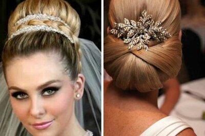 Conseils de pro pour une coiffure de mariage parfaite