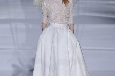 Come scegliere il vostro abito da sposa in base alla location: 5 stili TOP per il 2017