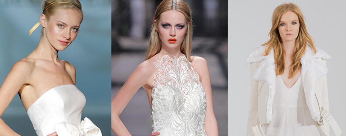 Desfrute em directo de todos os desfiles da Barcelona Bridal Fashion Week