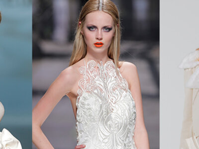 Enjoy the live catwalk shows from Barcelona Bridal Fashion Week here!