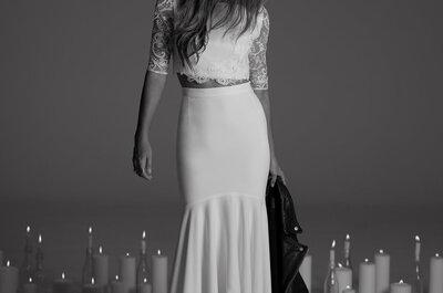 40 robes de mariée à volants spectaculaires pour 2017 !