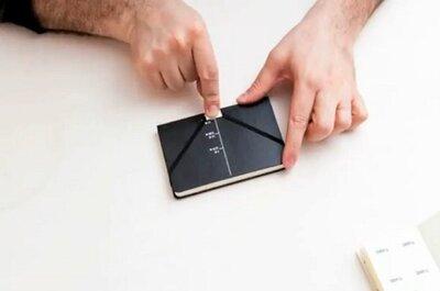 SMS: Solte mensagens-surpresa! Com uma pequena ajuda da Moleskine