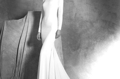 Vestidos de novia Pronovias 2016: sofisticación y estilo