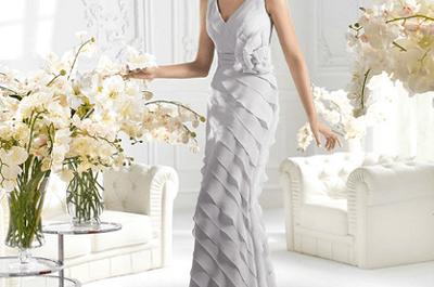 Vestidos de fiesta La Sposa 2013