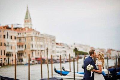 Sposini della Laguna all'appello: 'Venice is forever' vi aspetta il 22 marzo nella città dell'amore