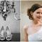 Un look de novia propio para la ocasión, enmarcado en un estilo tradicional - Foto Aaron Delesie