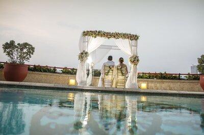 Hotel Almirante Cartagena: ¡para una boda fantástica!