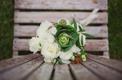 Tendencias en ramos de novia para el otoño-invierno 2014