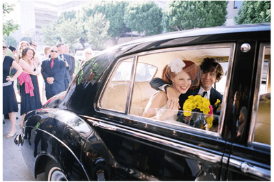 Real Wedding: Descubre por qué las bodas retro están de moda... ¡Todo un deleite!