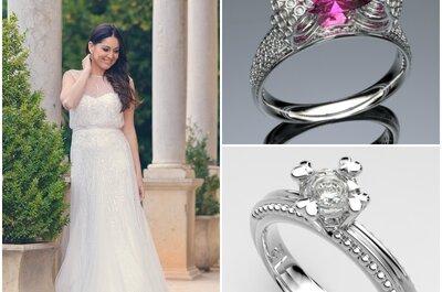 Siete joyas para siete novias, ¿cómo eres y qué joya prefieres?