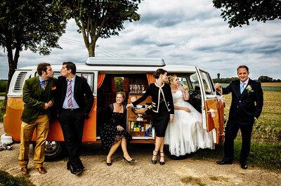Mini-Hochzeit: So feiern Sie klein aber oho!