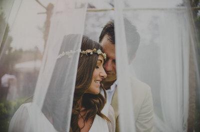 Wie gestaltet man eine Hochzeit im Shabby-Chic? Ganz einfach: So!