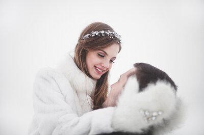 Mariage hivernal 2015 : toutes nos inspirations