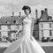 Suknia ślubna z kolekcji Cymbeline 2014.Model: HENRIETTA