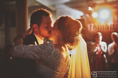 Warkocz, koronka,kwiaty i cudne wesele w Folwarku!