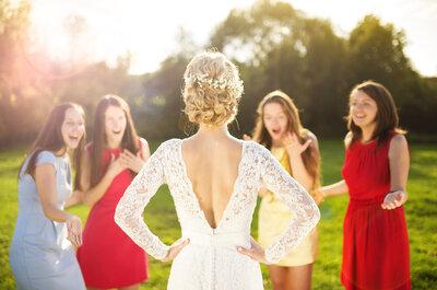 Streit mit der Trauzeugin kurz vor der Hochzeit! Was nun?