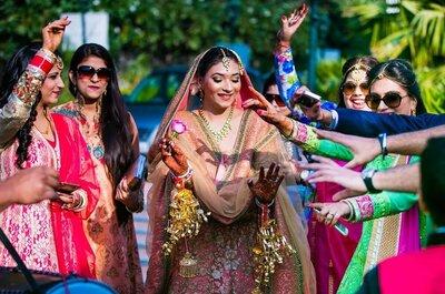 Spectacular ways to organize a massive wedding!