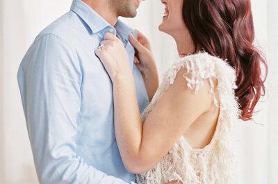 L'amour: 7 dicas para tornar a sua noite de núpcias inesquecível