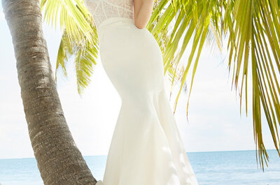 Blush Bridal Spring 2015 Wedding Dress Collection