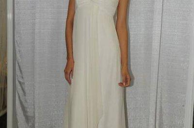 Vestidos de noiva Nicole Miller Coleção Primavera 2013