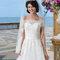 Suknia ślubna w formie litery A, Foto: Sincerity Bridal 2015