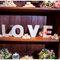 Para decorar os bem casados. Foto: Carlos Leandro