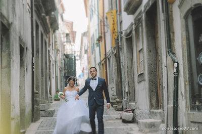 Mini-Guia para casar em Braga: dicas para o casamento ideal