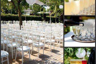 De perfecte trouwdag regel je met een top cateraar!