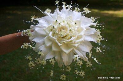 Blooming Augustine : la nouvelle marque dédiée au mariage de Patricia Amouroux