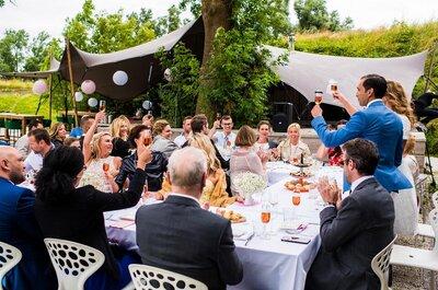 De allermooiste locaties voor jouw bruiloft in Amsterdam!