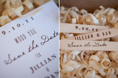 Fechas curiosas para bodas con juego de números