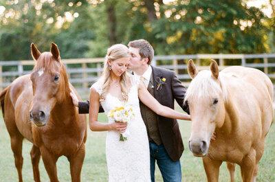 10 motivos para llevar tu mascota a tu boda