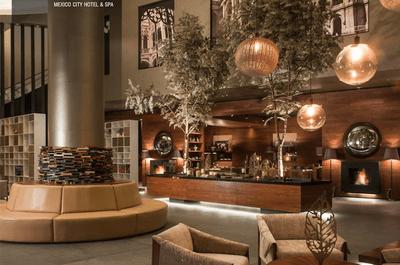 Live Aqua México City Hotel & Spa: Un hotel con un concepto urbano y sofisticado para tu gran boda