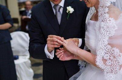 Chiara e Michele, un matrimonio naturale nella campagna milanese
