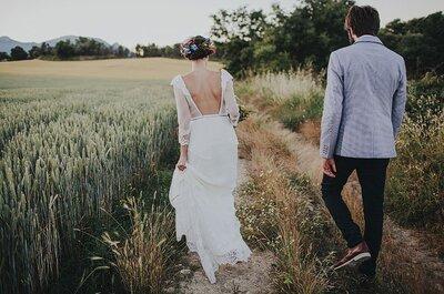 Rompe con lo establecido: 9 claves para tener la mejor boda hipster