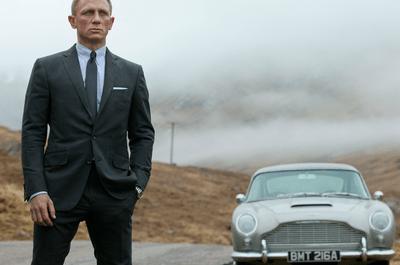 James Bond inspirierte Looks für Hochzeitsgäste