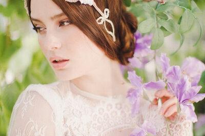 Furor por el estilo bohemio en las novias actuales