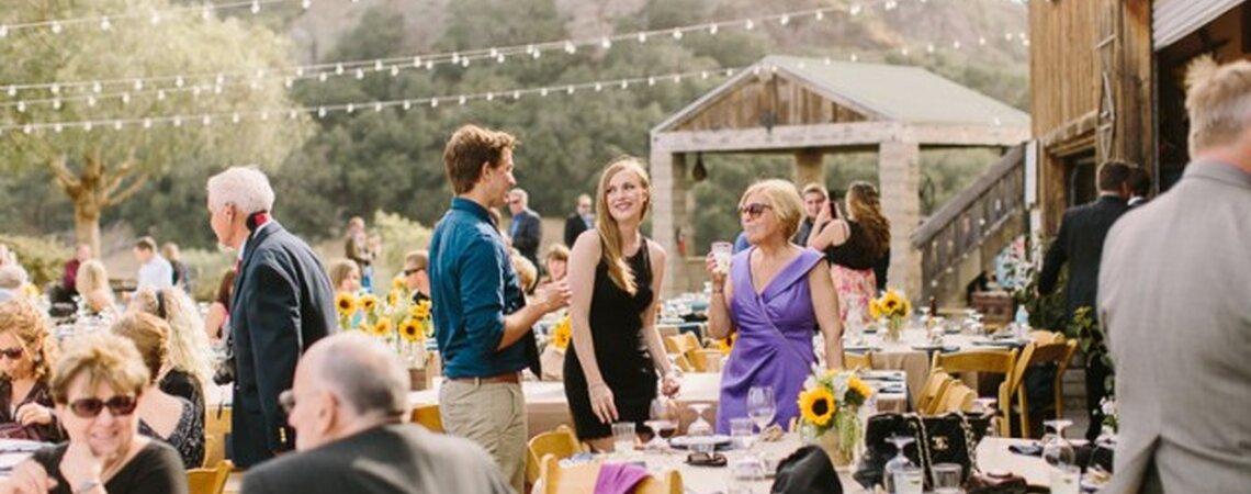 11 ventajas de realizar una boda diurna al aire libre. ¡A tomar nota!
